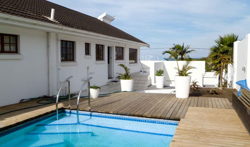 Swimming pool and deck for the perfect Relaxation  in Gonubie, Eastern Cape, South Africa