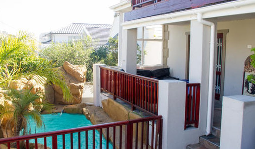 Small Splash pool and patio  in Sea Point, Cape Town, Western Cape , South Africa