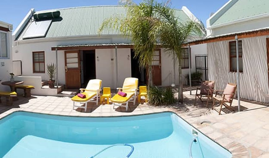 Studio Cottage and Swimming pool in Vanrhynsdorp, Western Cape , South Africa
