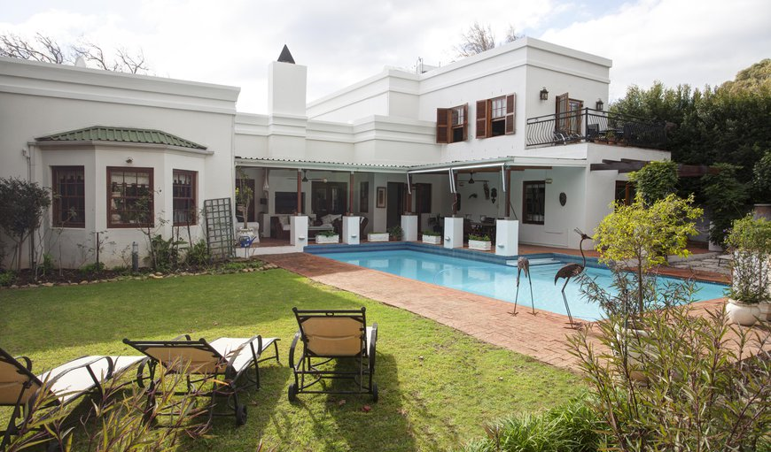 Villa Stellenbosch - Fully Furnished Luxury Villa in Mostertsdrift, Stellenbosch, Western Cape , South Africa