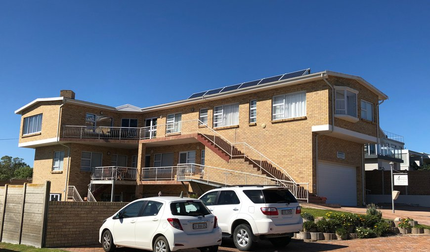 Front of Adagio in Still Bay (Stilbaai), Western Cape , South Africa