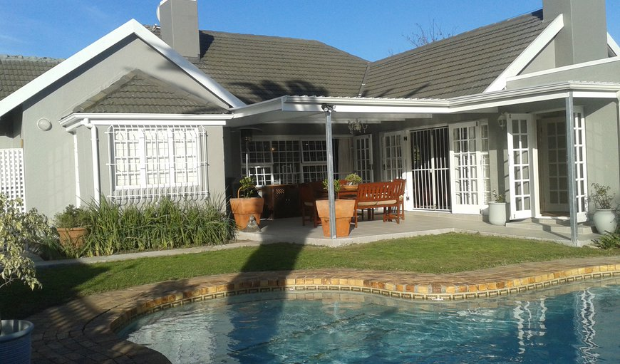 Welcome to Brookdale House. in Pinelands, Cape Town, Western Cape, South Africa