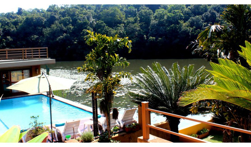 Bambuu Lakeside Lodge in Hazyview, Mpumalanga, South Africa