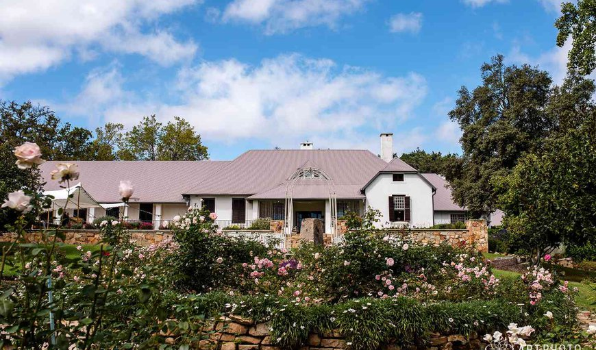 In the heart of the Elgin Valley, nestled between vineyard rows, orchards of apples and pears with an amphitheatre of the Kogelberg and Hottentots Holland mountain ranges, lies the brand home of Elgin Vintners on the Elgin Orchards farm which dates back to 1890. in Elgin, Grabouw, Western Cape, South Africa
