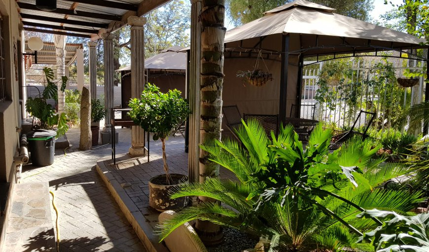 Welcome to Afrique Guesthouse Upington in Upington, Northern Cape, South Africa