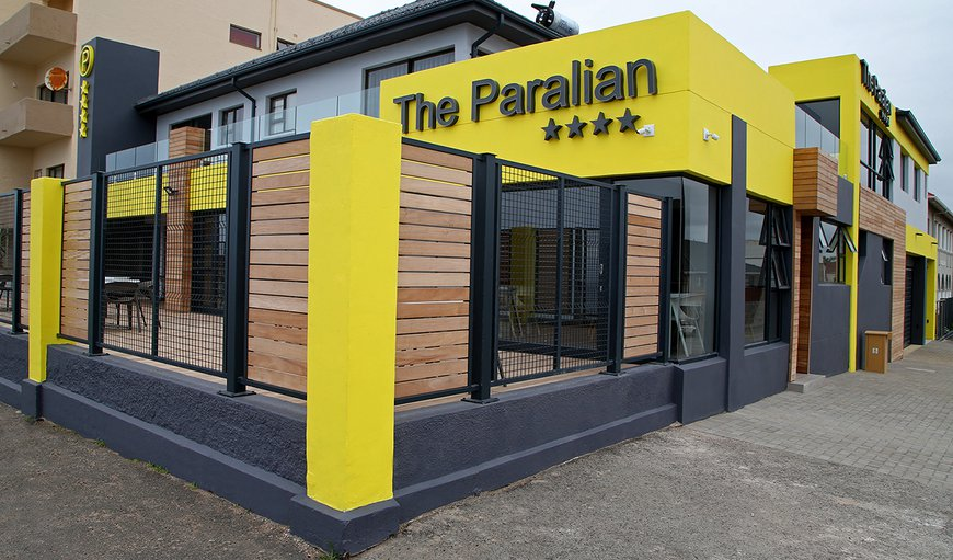 The Paralian in Quigney, East London, Eastern Cape, South Africa