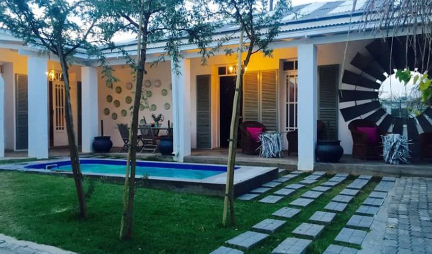 Boutique Guesthouse Hanover in Hanover, Northern Cape, South Africa