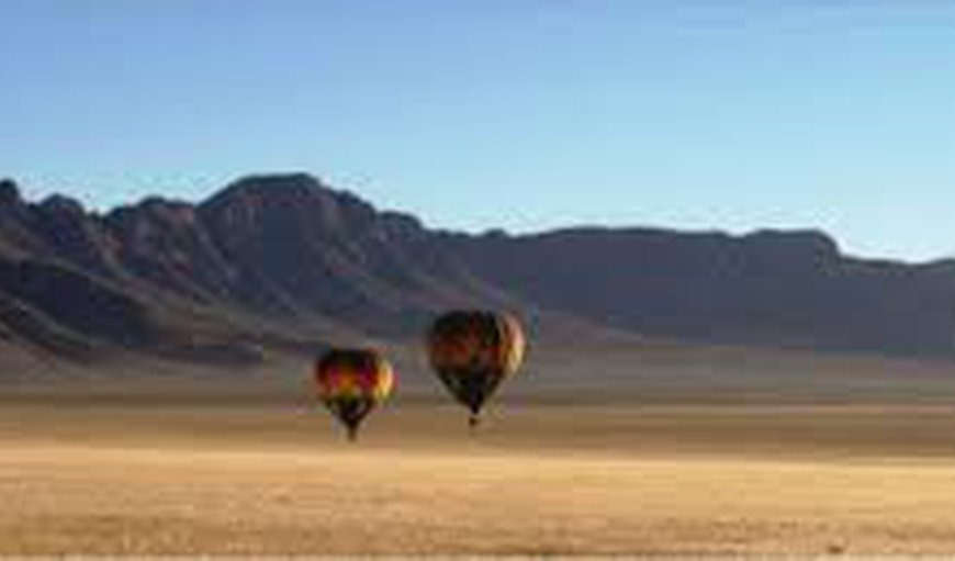 This is an unforgettable ballooning adventure allowing you to experiencing total peace and tranquility over the Namib Desert.