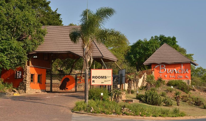 Welcome to Bundu Lodge & Events Center  in Nelspruit, Mpumalanga, South Africa