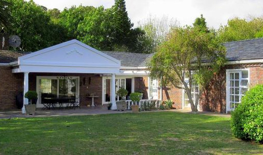 Alphen Lodge in Constantia, Cape Town, Western Cape , South Africa