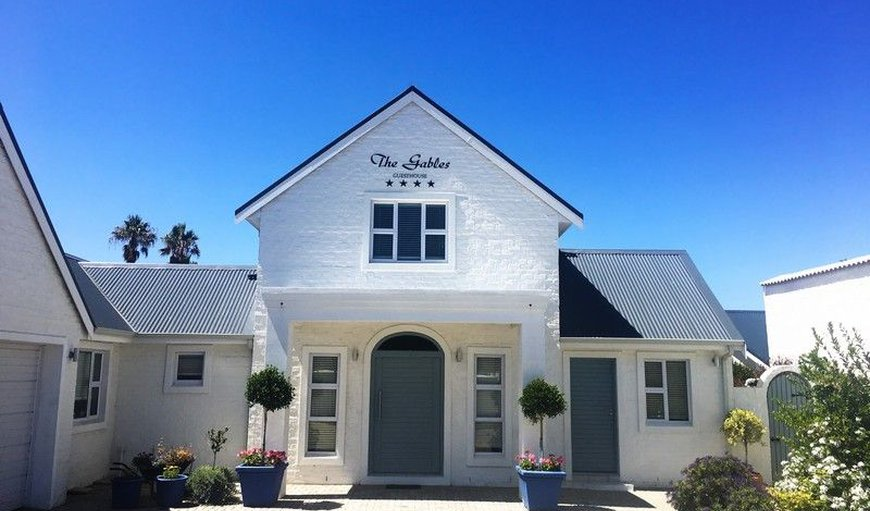 Welcome to The Gables Guest House in Westcliff - Hermanus, Hermanus, Western Cape, South Africa