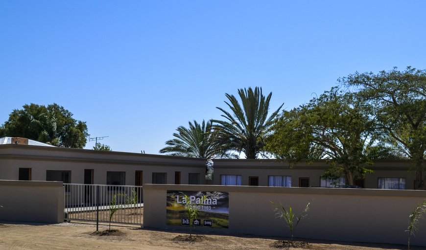 La Palma Lodge in Keimoes, Northern Cape, South Africa