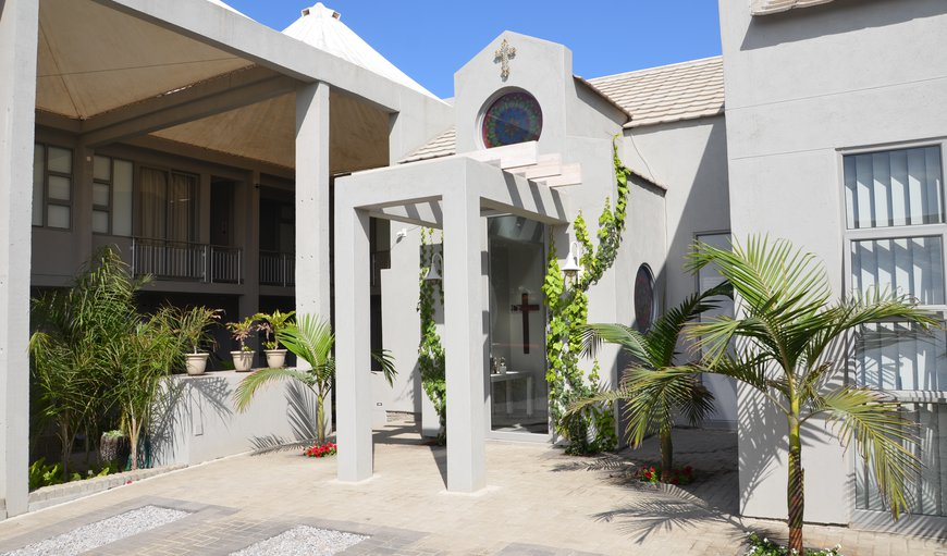 "Be Still"" – Holiday & Retreat Centre is located in the heart of Swakopmund, Namibia's prime holiday destination. in Swakopmund, Erongo, Namibia"