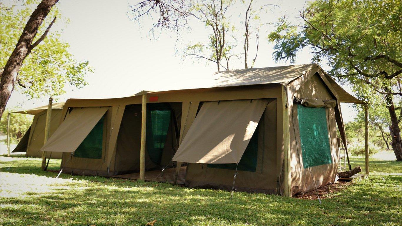 Wag N Bietjie Tented Camp