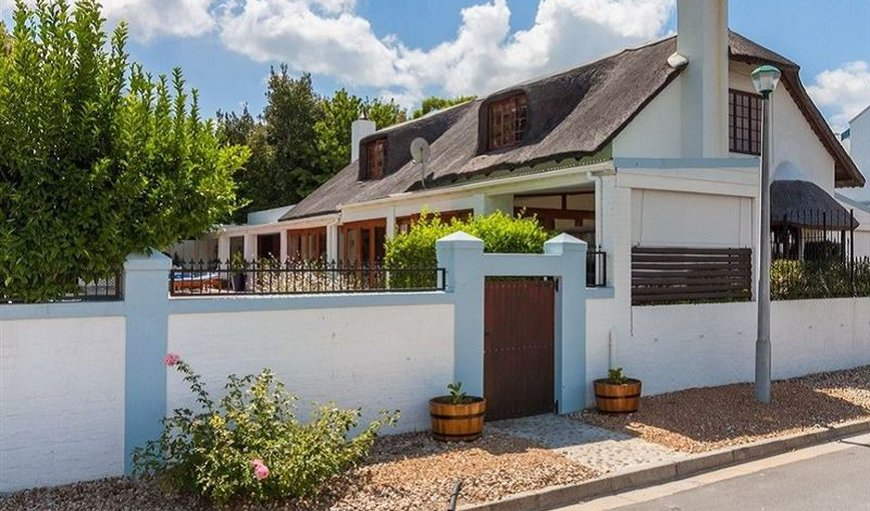 57 Huguenot Street in Franschhoek, Western Cape , South Africa