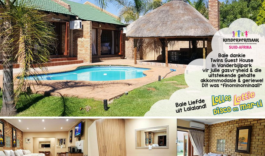 Twins Guest House in Vanderbijlpark, Gauteng, South Africa