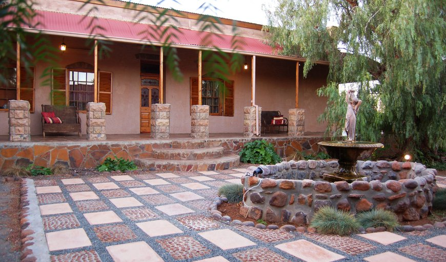 Welcome to The Vale Karoo Farm in Beaufort West, Western Cape, South Africa