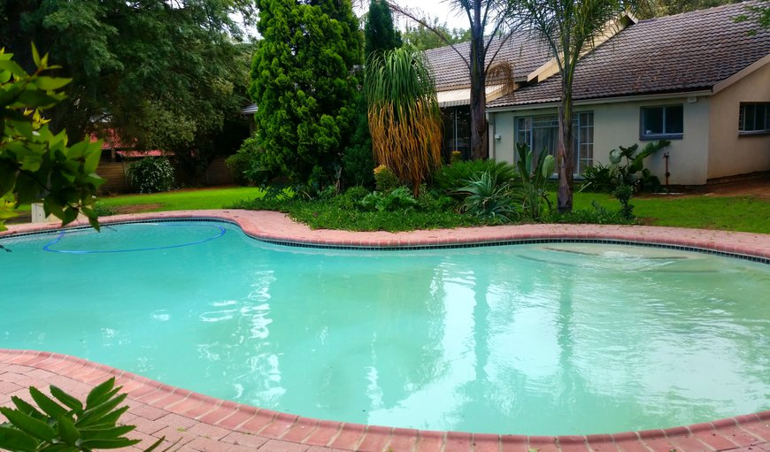 Come and relax at our pool area. in Modelpark, Witbank, Mpumalanga, South Africa