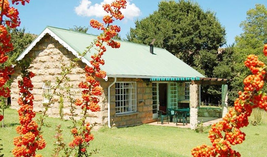 Madrid Farm Cottages in Clarens, Free State Province, South Africa