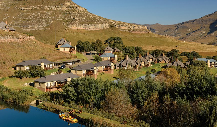 Kiara Lodge in Clarens, Free State Province, South Africa