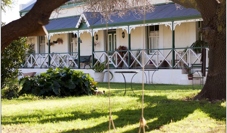 Welcome to Whipstock Guest Farm in McGregor, Western Cape, South Africa