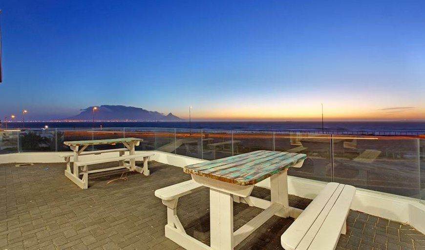 View from Patio in Bloubergstrand, Cape Town, Western Cape , South Africa