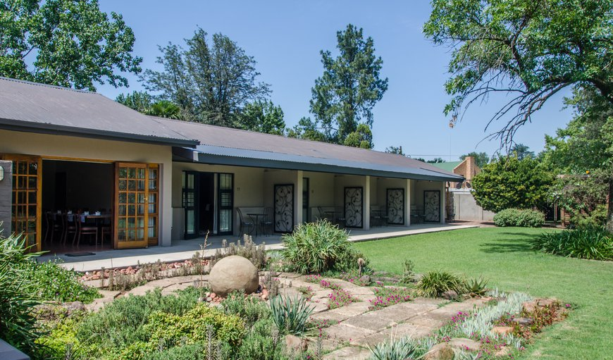 Welcome to 9 On Kromellenboog Guesthouse  in Sasolburg, Free State Province, South Africa