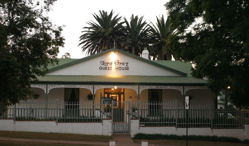 Lord Grey Guesthouse in Greytown, KwaZulu-Natal , South Africa