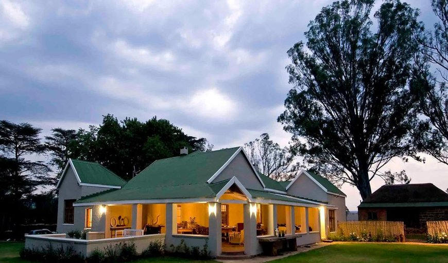 Welcome to Dalmore Guest Farm in Bergville, KwaZulu-Natal, South Africa