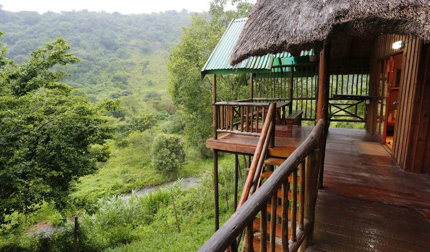 Welcome to Tree House River Lodge. in Shongweni Reserve , KwaZulu-Natal , South Africa