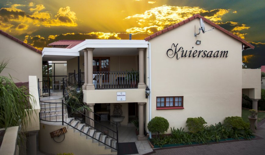 Kuiersaam Guesthouse in Secunda, Mpumalanga, South Africa