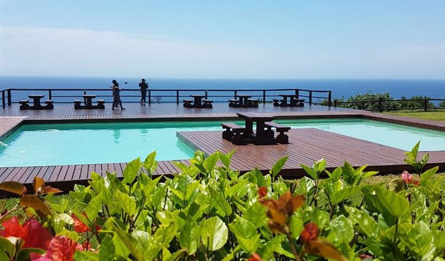 Phaphalati Resort swimming pool in Ponta Malongane, Mozambique, Mozambique, Mozambique