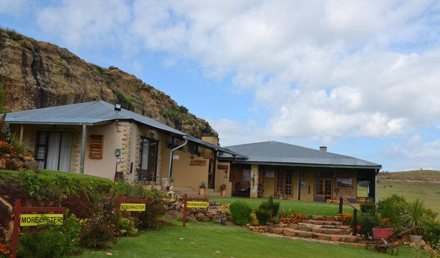 Thaba Lapeng Mountain Escape in Clarens, Free State Province, South Africa