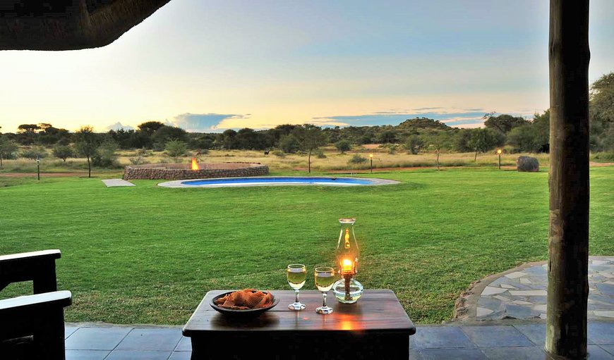 Wag n Bietjie Lodge in Kimberley, Northern Cape, South Africa