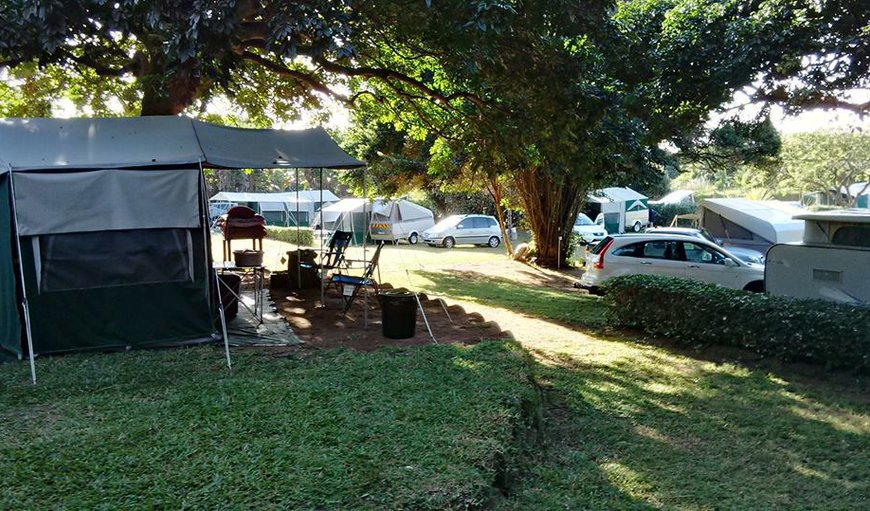 Campsite in Port Shepstone, KwaZulu-Natal , South Africa