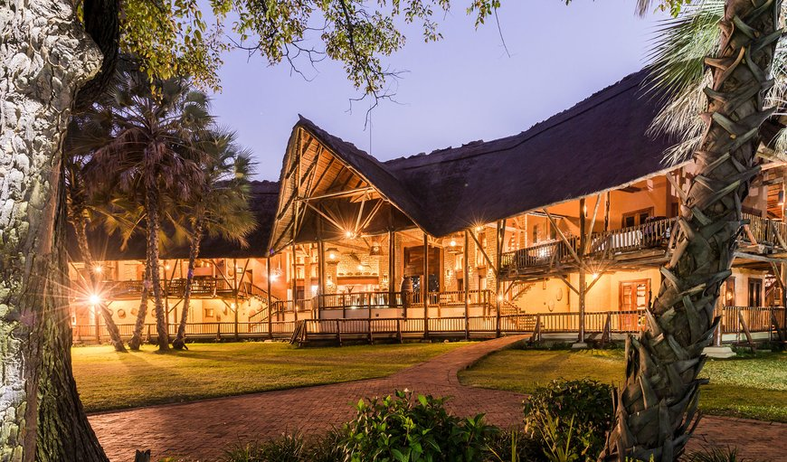 Welcome to David Livingstone Safari Lodge in Livingstone, Southern Province, Zambia
