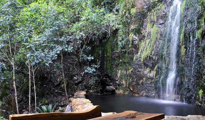 Waterfall Lodge in Franschhoek, Western Cape , South Africa