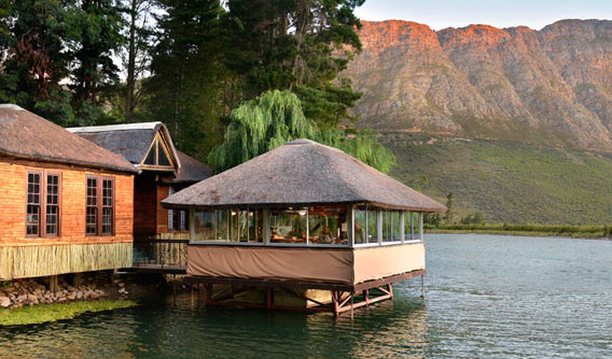 Lake Lodge in Franschhoek, Western Cape, South Africa