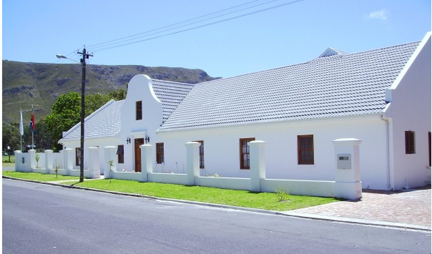 Hermanus Dorpshys in Hermanus, Western Cape , South Africa