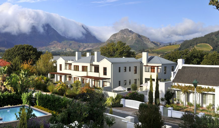 Holly Tree Franschhoek Accommodation in Franschhoek, Western Cape , South Africa