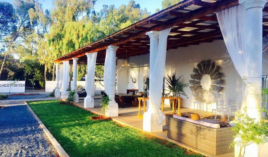 Welcome to Sweetfontein Boutique Farm Lodge in Britstown, Northern Cape, South Africa