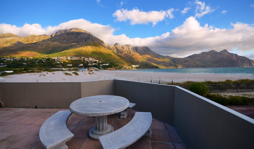 Balcony in Hout Bay, Cape Town, Western Cape , South Africa