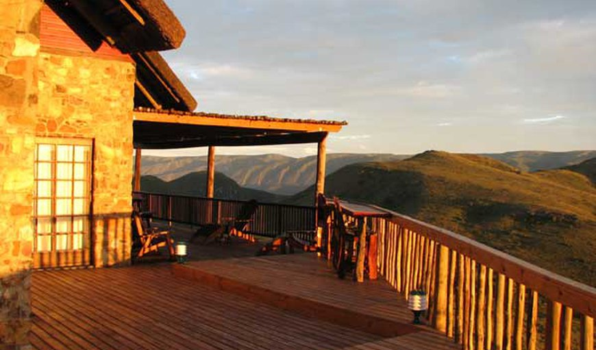 Intaba Lodge in Kirkwood, Eastern Cape, South Africa