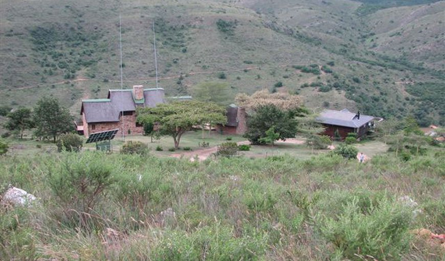 Intaba Lodge - Outside View