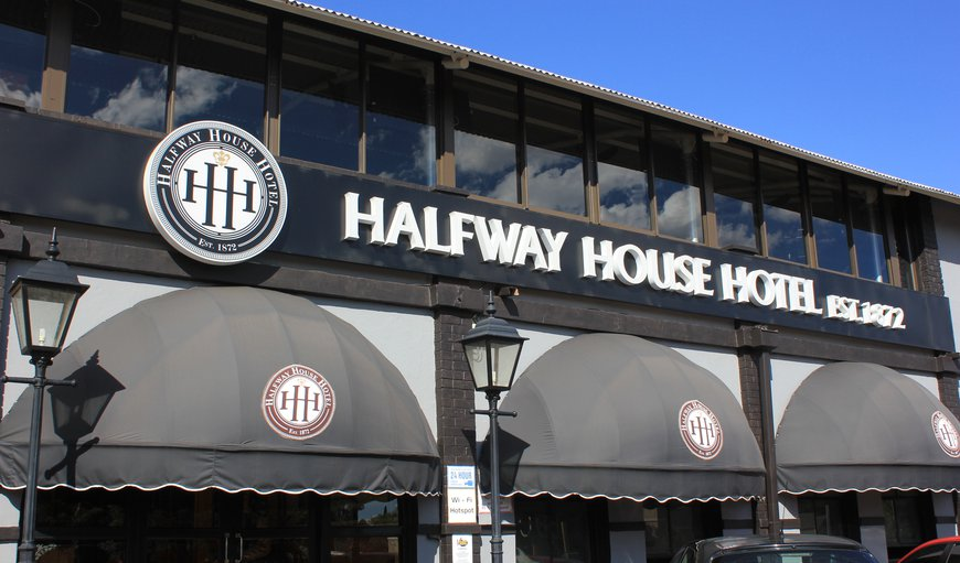 The Halfway House Hotel in Kimberley, Northern Cape, South Africa