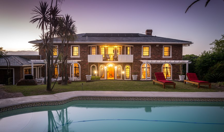 Manor House in Parel Vallei, Somerset West, Western Cape, South Africa