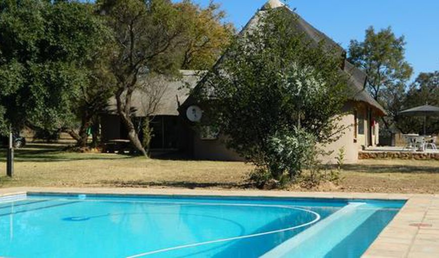 Thekwane lodge in Pretoria (Tshwane), Gauteng, South Africa