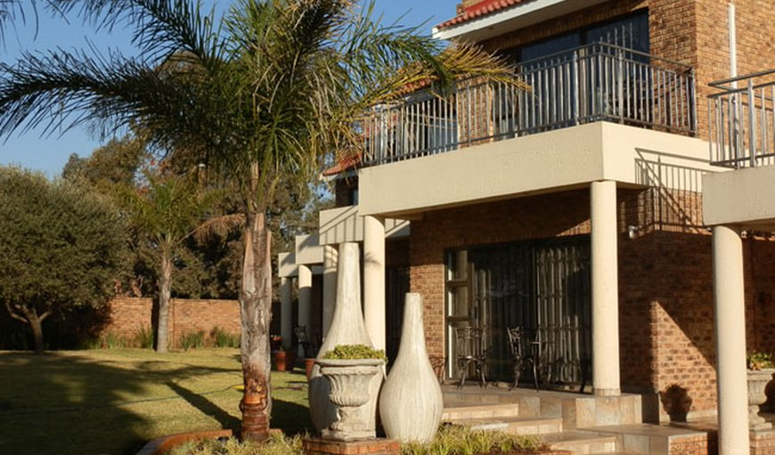 Glen Gory Manor Guest House in Benoni, Gauteng, South Africa