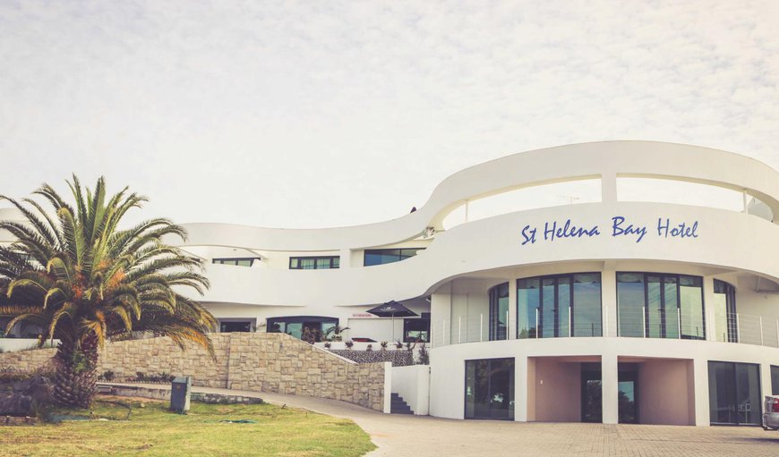 St Helena Bay Hotel in St Helena Bay, Western Cape, South Africa