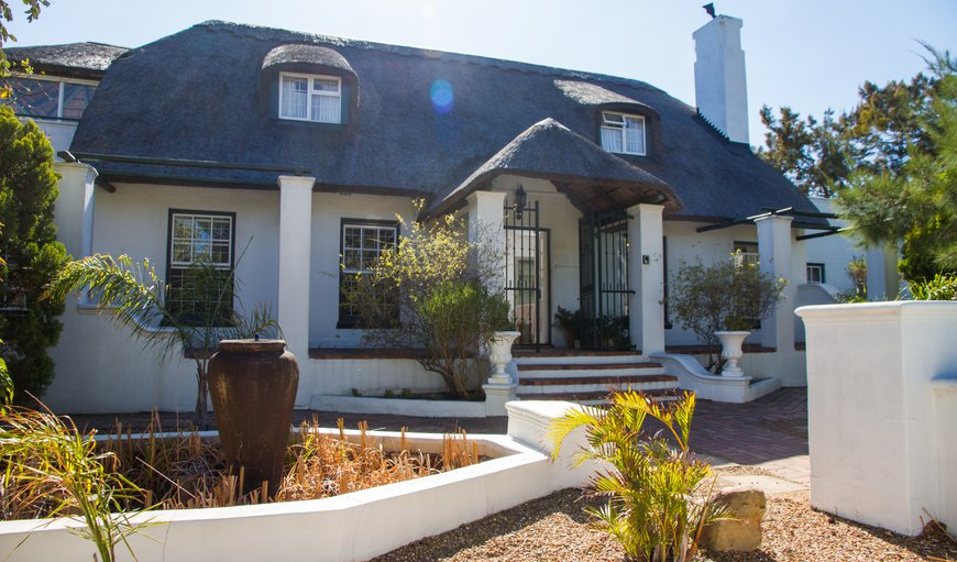 Welcome to Howards End Manor in Pinelands, Cape Town, Western Cape, South Africa